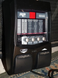 Digitech RP155 Multi-effects pedal
